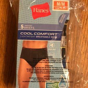 Medium cool comfort hanes underwear